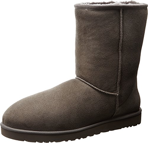 UGG Men's Classic Short Grey Boot 18 D