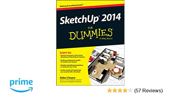 SketchUp 2014 For Dummies: 9781118822661: Computer Science Books