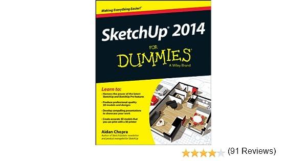 SketchUp 2014 For Dummies: Amazon.es: Chopra, Aidan: Libros en ...