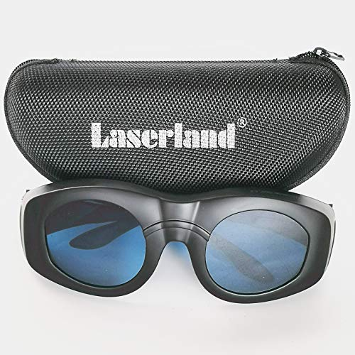 EP-14-4 600-694nm-755nm-808nm-1100nm OD6+ Laser Hair Removal Acne Treatment Protective Goggles Glasses