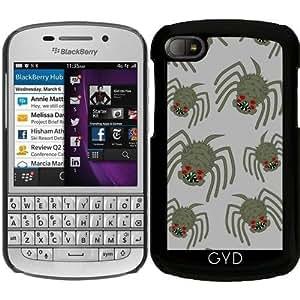 Funda para Blackberry BB Q10 - Una Gran Araña De Miedo by zorg
