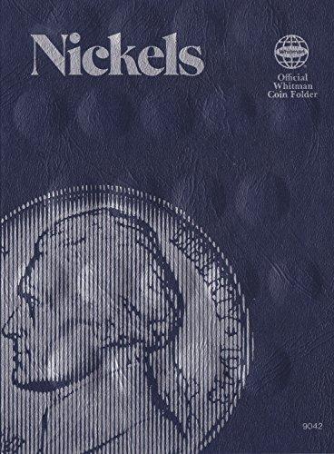 WESTWARD JOURNEY-DATE BLANK NO DATES 65 Nickel Whitman No 9042 COIN; album, binder, book, card, collection, folder, holder, page, portfolio, publication, set, volume (Nickel Album)