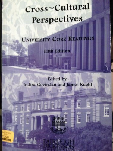 Cross Cultural Perspectives