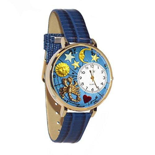 Zodiac Blue Watch - 3