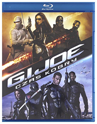 G.I. Joe [Blu-Ray] (English audio)