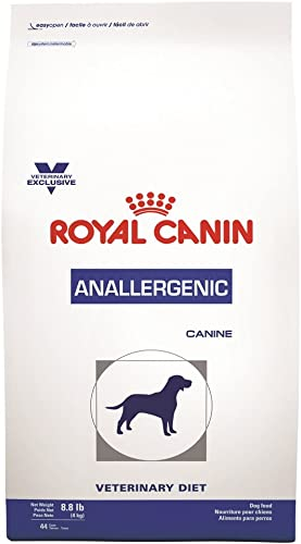 Royal Canin Veterinary Diets Anallergenic Formula Dry Dog Food