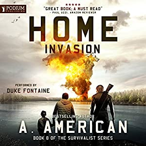 Home Invasion Audiobook