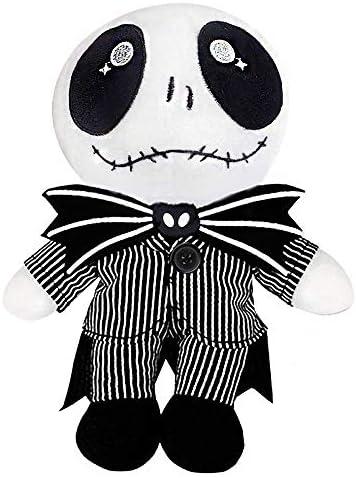 Originalidad Nightmare Before Christmas Jack Skellington Plush Doll - Pumpkin King Plush Stuffed Baby Dolls (Jack Doll 9.5 Inches)
