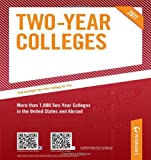 Two-Year Colleges 2011, Peterson's Guides Staff, 0768928354