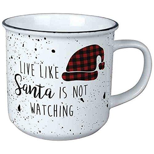 Santa Vintage Mug