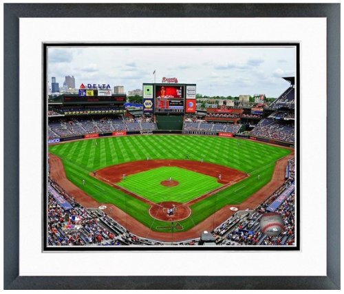 Atlanta Braves Turner Field MLB Stadium Photo 12.5