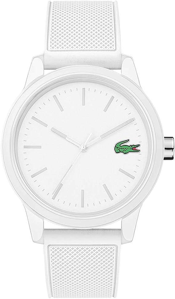 Lacoste Men's TR90 Quartz Watch with Rubber Strap