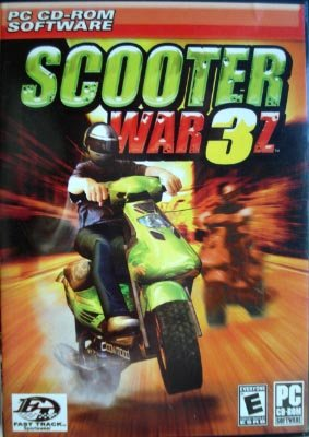 scooter war3z pc