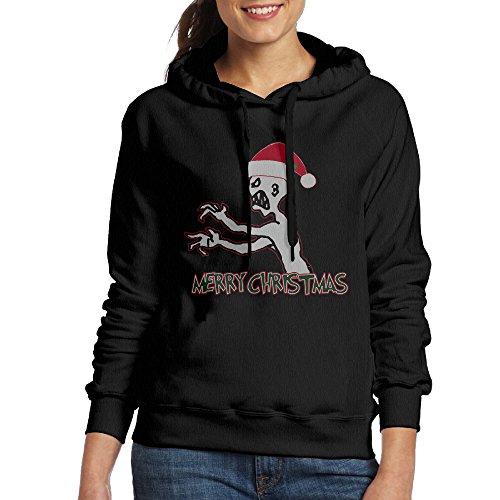 Women Hoodie Grr, Argh Christmas Crew Neck Long Sleeve T Shirts Black US Size XL Kobe Christmas 8 Shirt