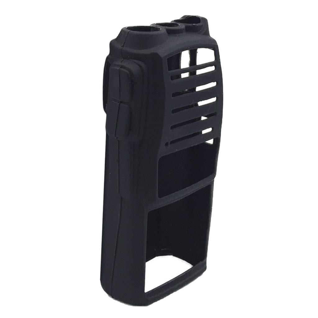 Baosity Soft Two Way Radio Rubber Silicone Case Holster Shell Skin for Baofeng UV-82 UV-82HP UV-82L Series
