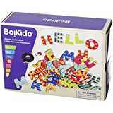 Boikido Wooden Magnetic Capital Letters (59-Piece)