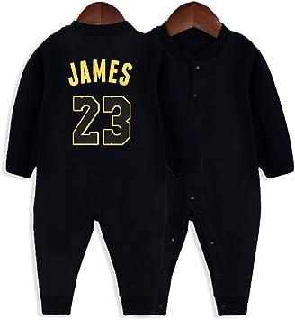 GHQ-Newborn Camisetas NBA Niños Los Angeles Lakers NO.23 Lebron ...