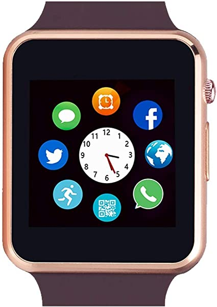 Amazon.com: 321OU Smart Watch Pantalla Táctil Bluetooth ...