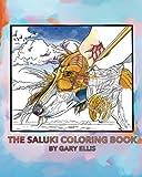 The Saluki Coloring Book