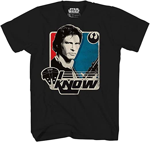 Han Solo I Know T-Shirt