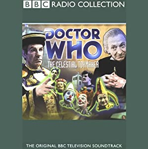 Doctor Who: The Celestial Toymaker Radio/TV Program