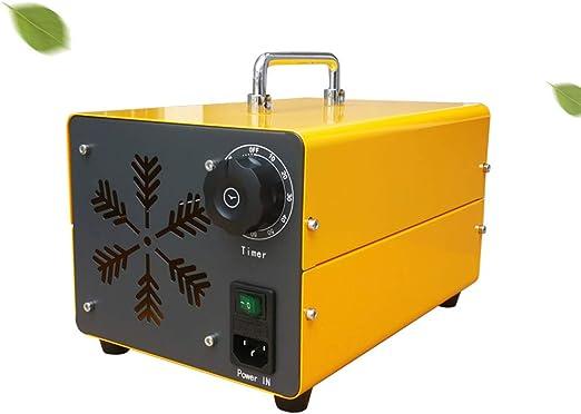 Nanony Generador de Ozono Comercial/Doméstico - 5000 MG/h ...