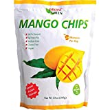 Paradise Green Mango Chips 10 oz (283g)