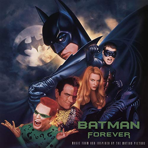 Batman Forever/O.S.T. [Disco de Vinil]