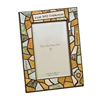 1st Communion Mosaic Frame