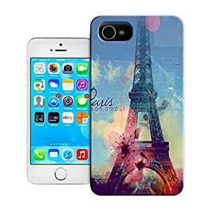 Unique Phone Case Eiffel Tower Hard Cover for 4.7 inches iPhone 6 cases-buythecase