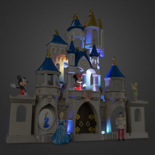 Cinderella Castle Play Set - Walt Disney World our Levels of Imagination, Lights and (World Cinderella Castle)