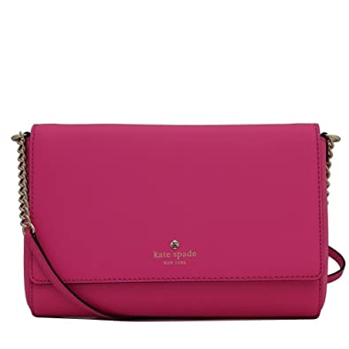 Image Unavailable. Image not available for. Color  Kate Spade Charlotte  Street Alek Crossbody Bag Pink d361a703ee90