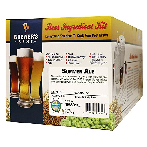 Brewers Best Summer Ale Ingredient Kit