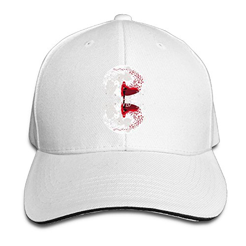 Geneva F Adult Rwby Adjustable Baseball Cap Hat White