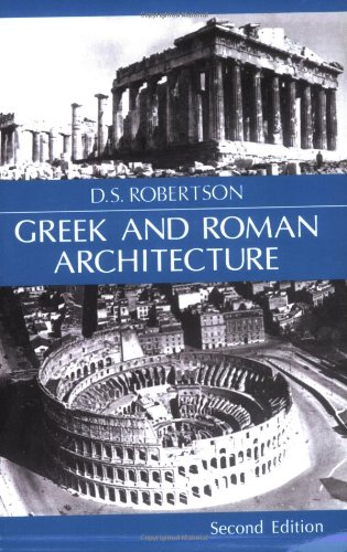 Architecture Greek (Greek and Roman Architecture)