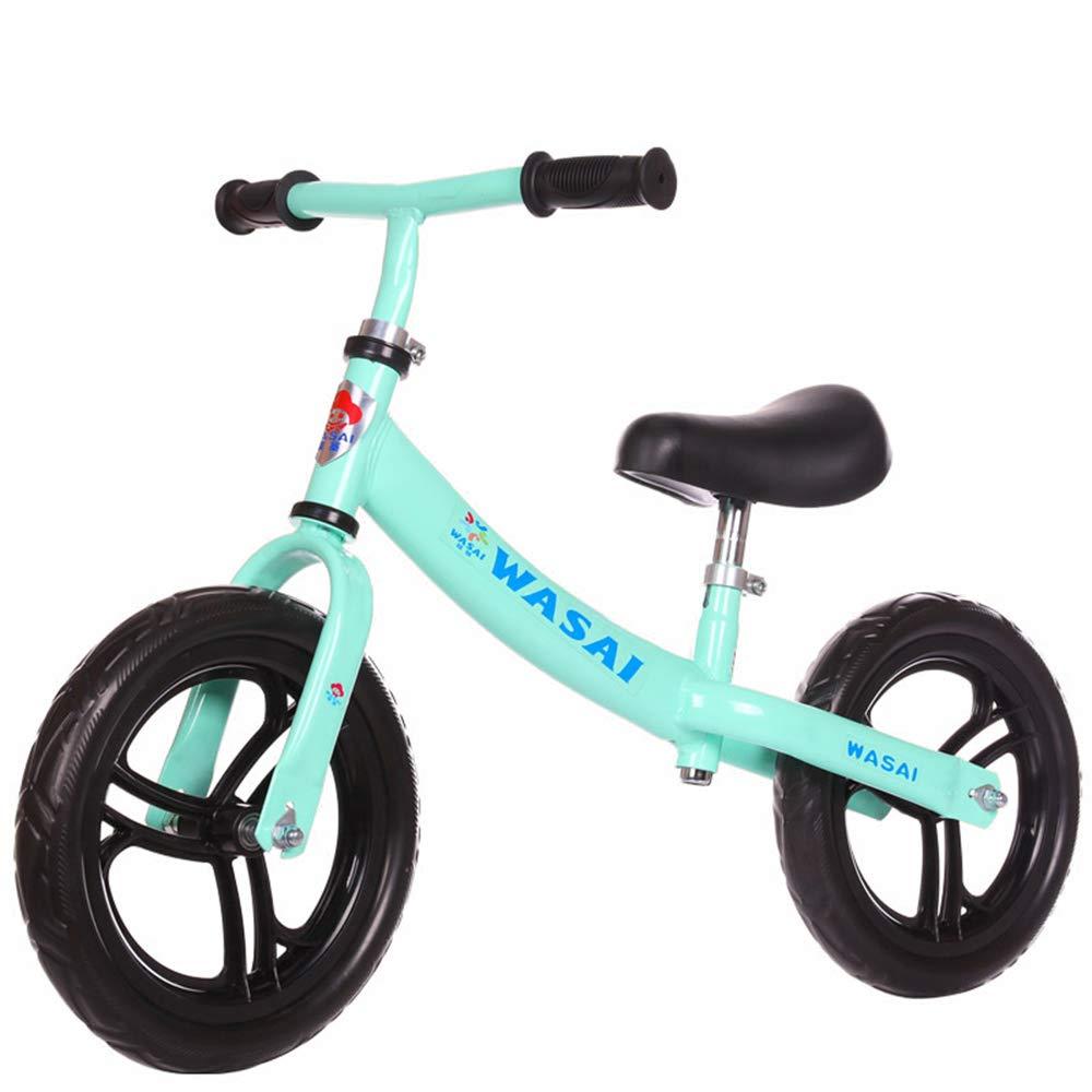 自転車ペダルスクーターのない26歳の男女の赤ちゃん B07Q7X3M1V  Green
