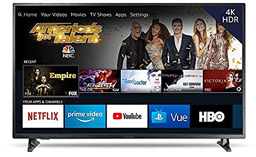 Insignia NS-50DF710NA19 50-inch 4K Ultra HD Smart LED TV HDR - Fire TV Edition
