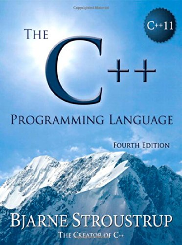 《C++编程语言The C++ Programming Language》