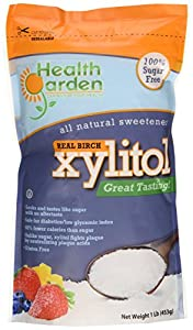 Xylitol Health Garden Kosher Birch 1 lb (Not From Corn)