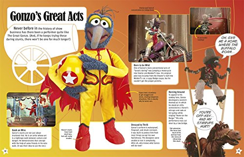 Muppets Character Encyclopedia by DK Publishing Dorling Kindersley (Image #3)