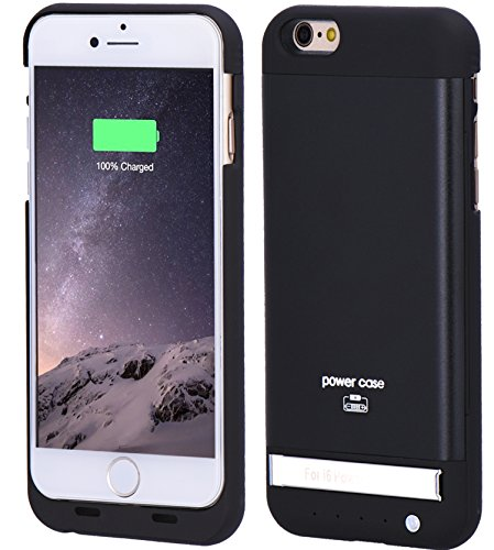 3800mah External Battery Case iPhone 6/ iPhone 6s (Black) - 8