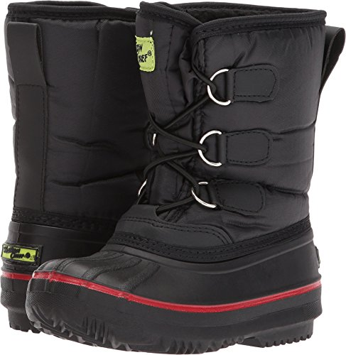 Western Chief Arcterra EX Boys' Toddler-Youth Boot 9 M US Toddler Black