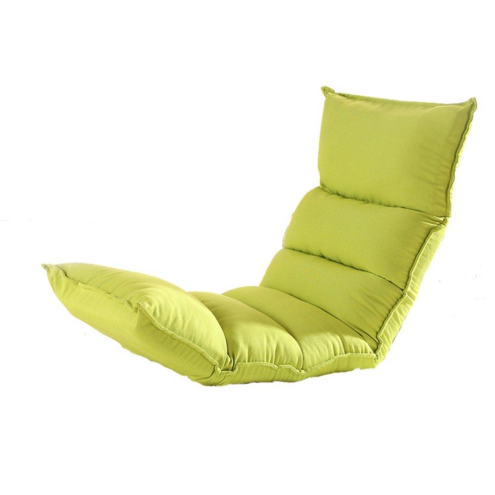 Lazy sofa, 3 fold, user-friendly design, small sofa chair, bedroom floor sofa