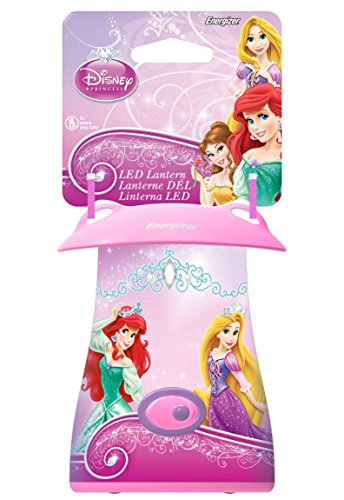 Energizer Girl's Disney Princess LED Lantern, Pink