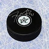 Tyler Seguin Dallas Stars Signed Hockey Puck - Autographed Hockey Pucks