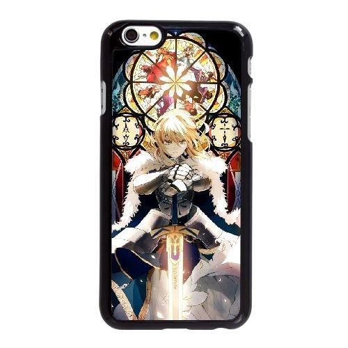 V1H12 Fatestay nuit J5C4NG coque iPhone 6 Plus de 5,5 pouces cas de couverture de téléphone portable coque noire WV4WLL4SV