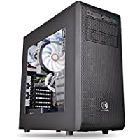 ADAMANT Liquid Cooled Workstation Desktop PC AMD Ryzen 7 1700 3.0Ghz 16Gb DDR4 2TB HDD 240Gb SSD 750W PSU PNY Quadro P600 2Gb