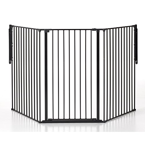 2 panel baby gate sections - 2