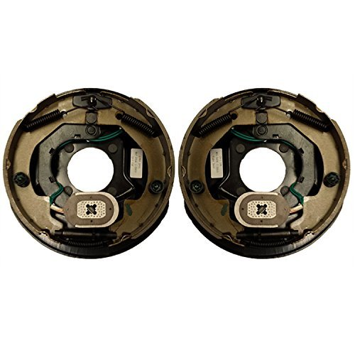 """10"""" x 2-1/4"""" Trailer Electric Brake Assembly (1 right + 1 left)"""