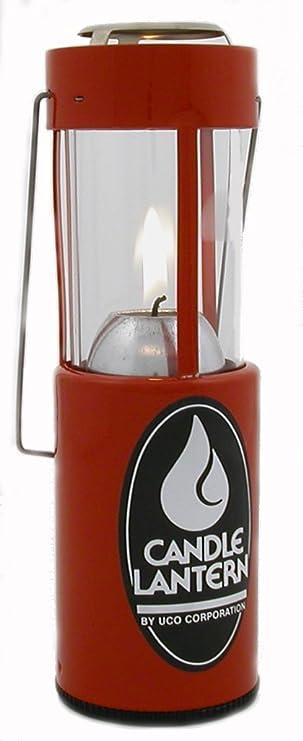 UCO Ersatzglas für Candlelier Laternen